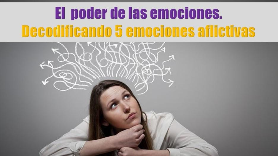 Emociones alfictivas